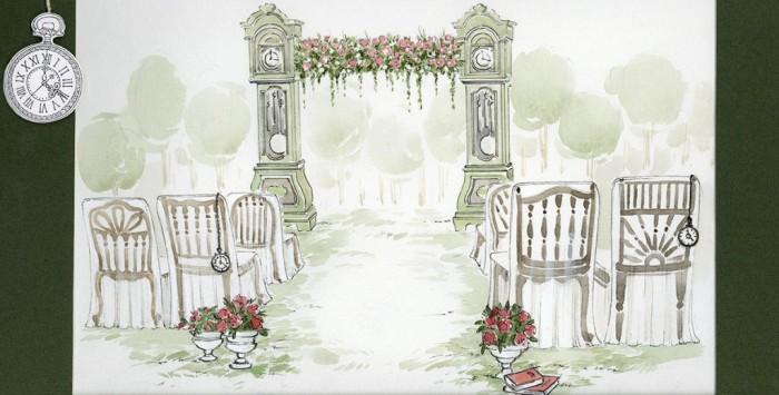Рисунки на свадьбу дизайн