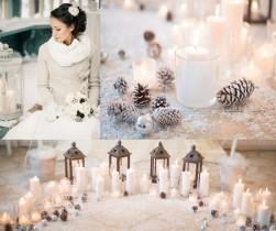 Весілля Зимою або Зимова казка фото