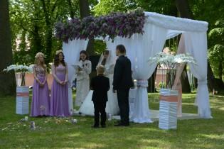 Як обрати колір на весілля фото