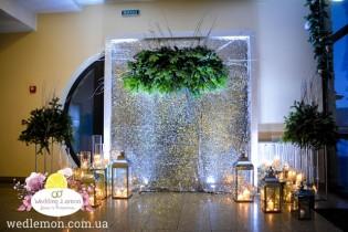 Оформлення весілля в комплексі ресторану парк «Акварель» фото