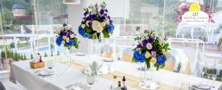 Квіткове оформлення весілля фото