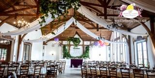 Оформлення весілля ресторан Шпацер в Брюховичах фото