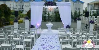 Весільна арка  фото