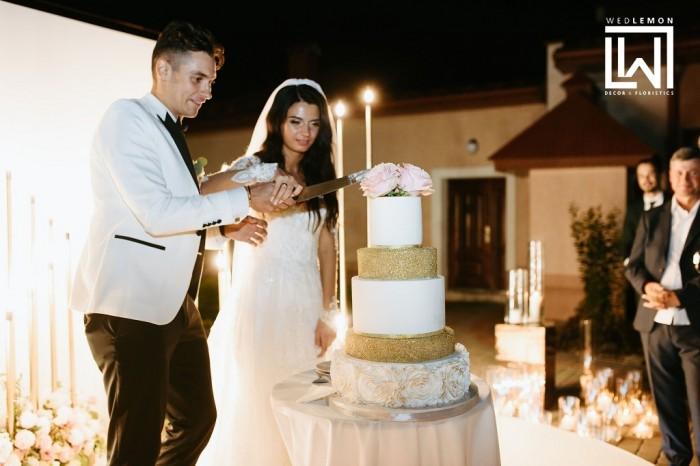 Церемонія розрізання торта