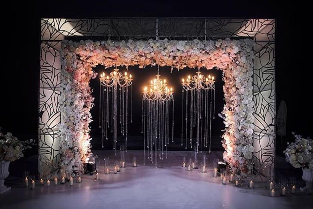 Сучасність у весільному декорі