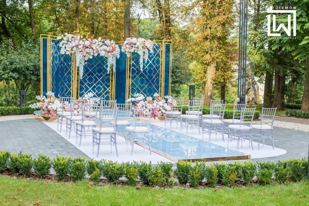 Оформлення весільної церемонії у Львові