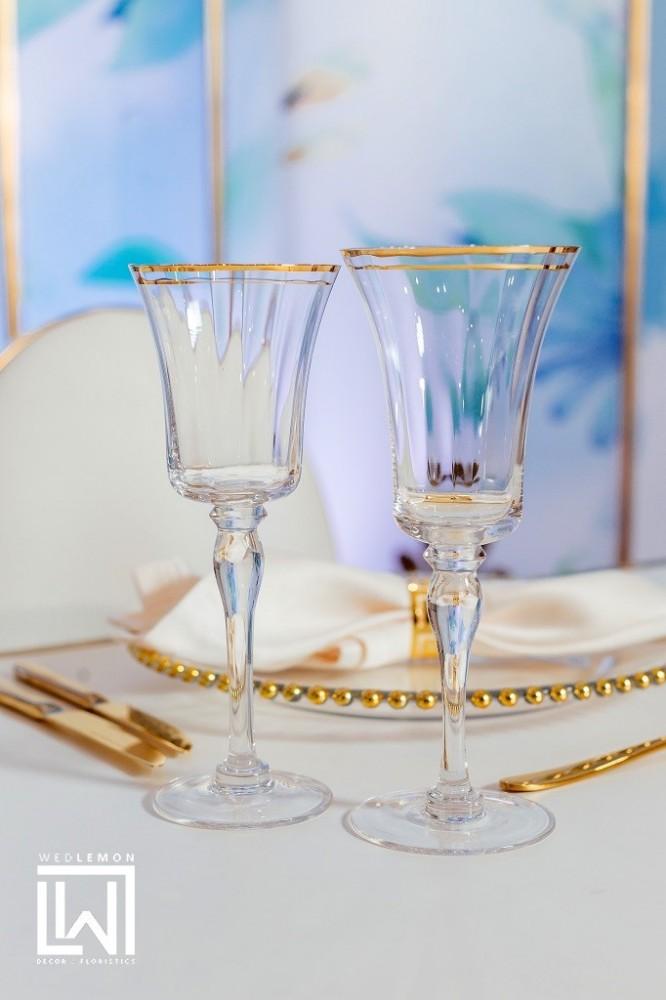Посуд для івентів,  підставкові тарілки на весілля, оформлення та декор на свято