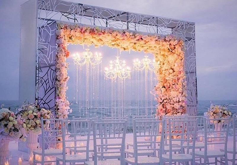 Арка для весілля