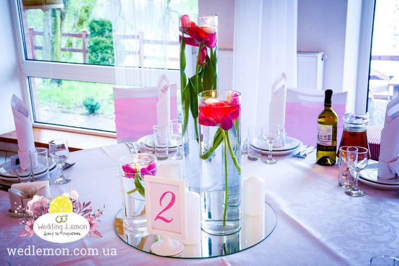 Квіти на стіл оформлення