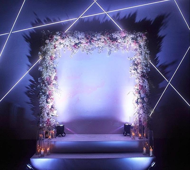 Фотостіна на весілля