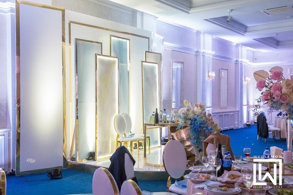 Весільні зали, оформлення івентів, оформлення дня народження, організація весілля Львів.