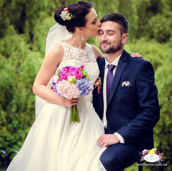Букет на весілля