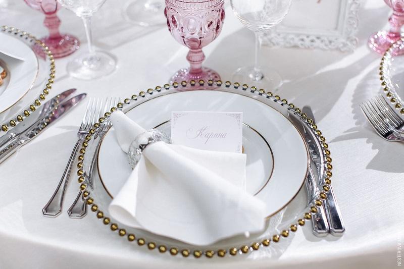 Тарілки на весілля в оренду У Львові