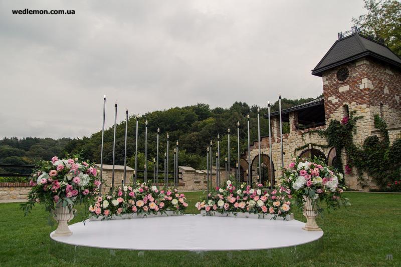 Весільна церемонія декор 2019 року на весілля