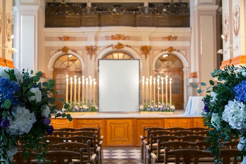 церемонія шлюбу органна зала Львів