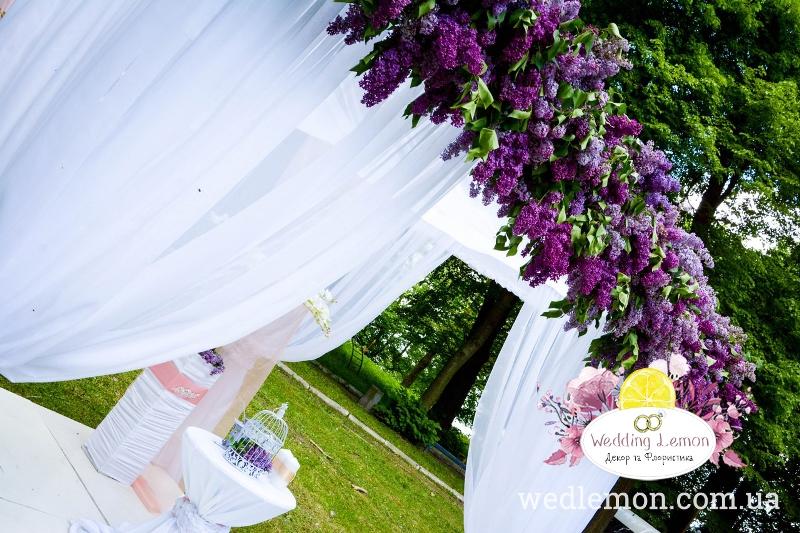 арка на весілля