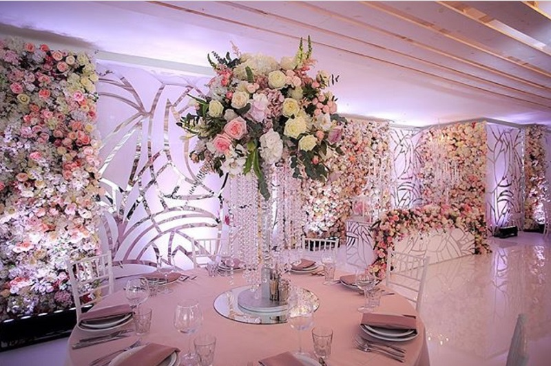 Оформлення весільного залу