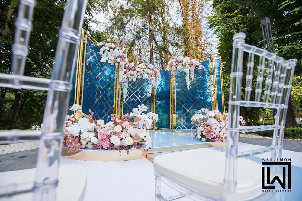 Декор весільної церемонії