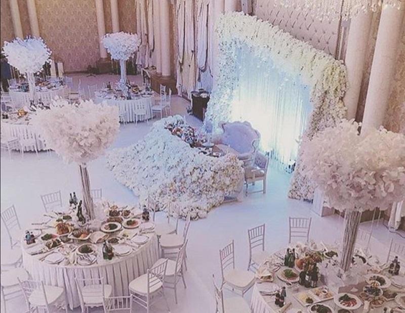 Прикрашання весілля