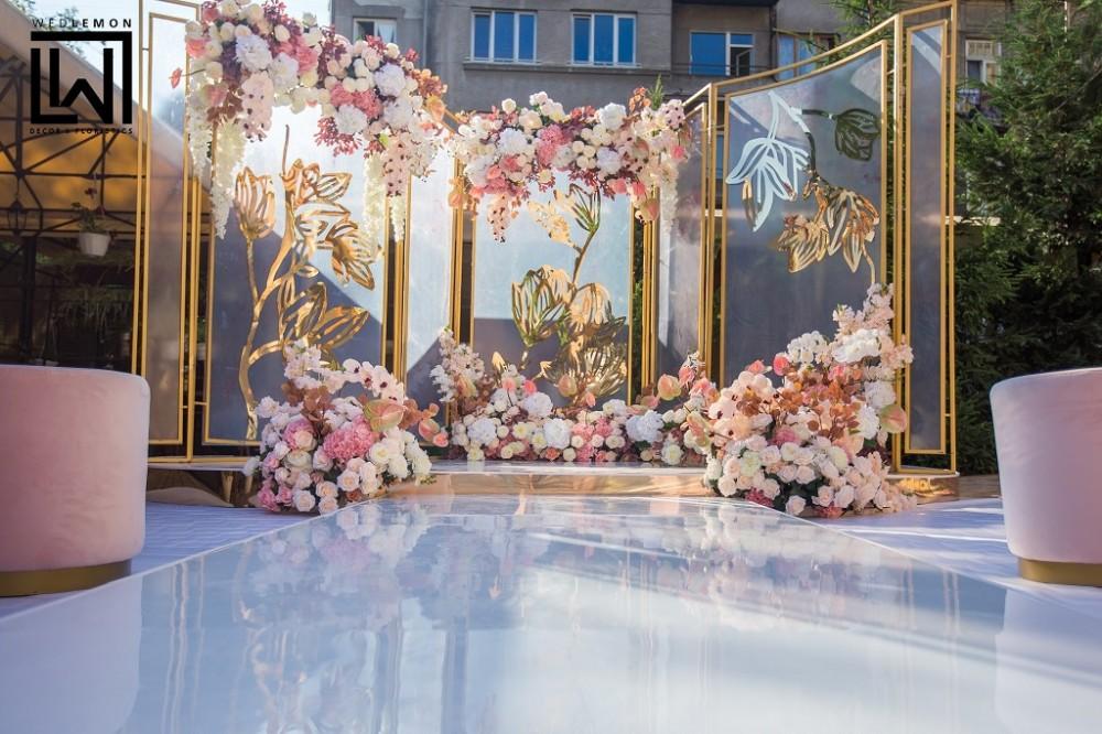 Весільна церемонія у Львові