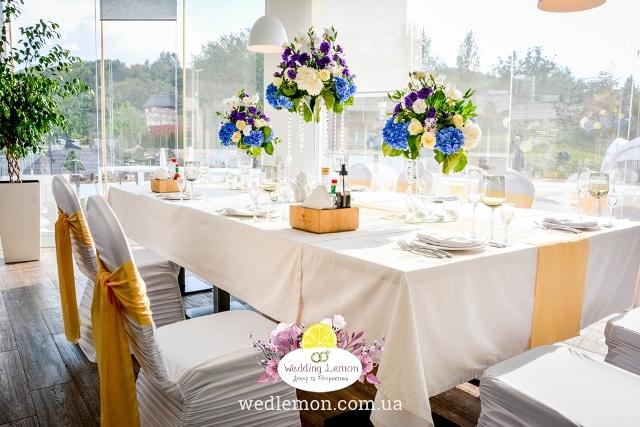 оформлення весільного залу Culinarium