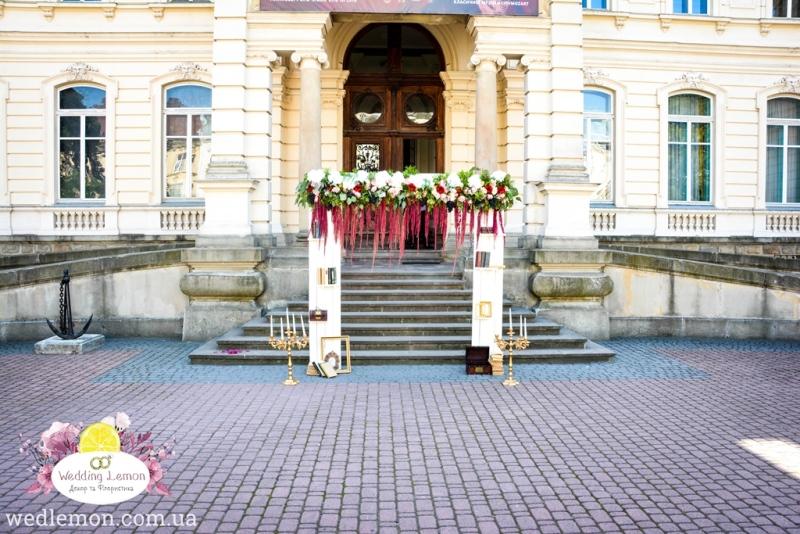 палац Потоцьких церемонія шлюбу