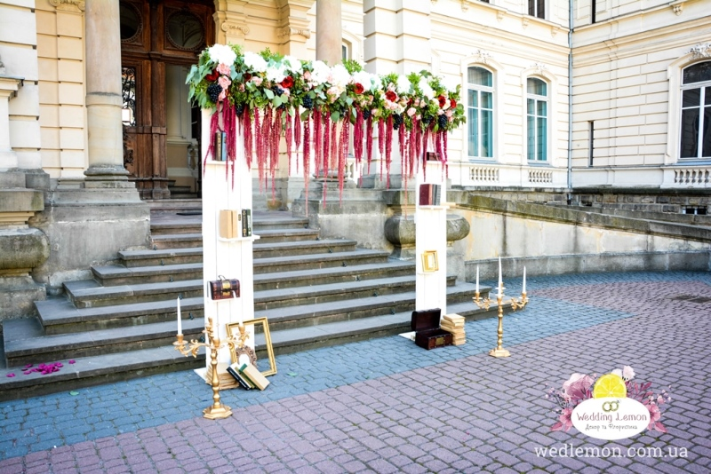 Вінчання в палаці Потоцьких
