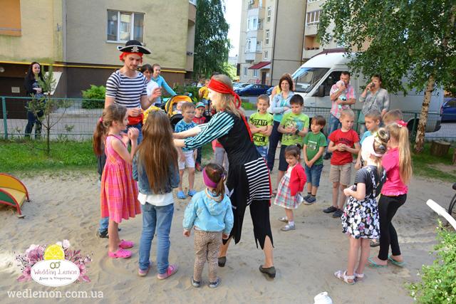 Розважальна програма для дітей на дитяче свято