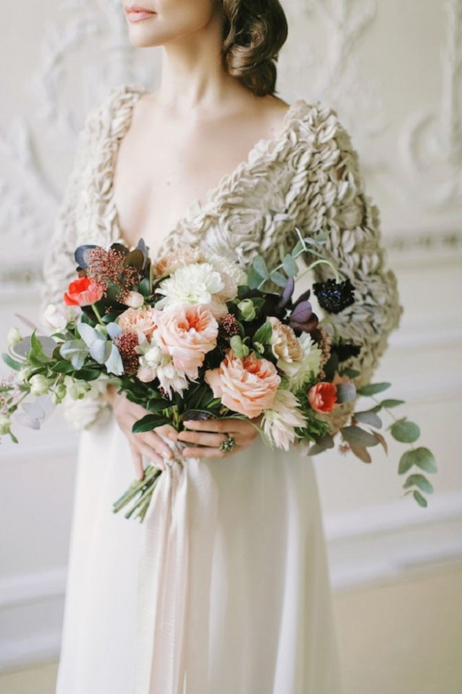 букет весілля
