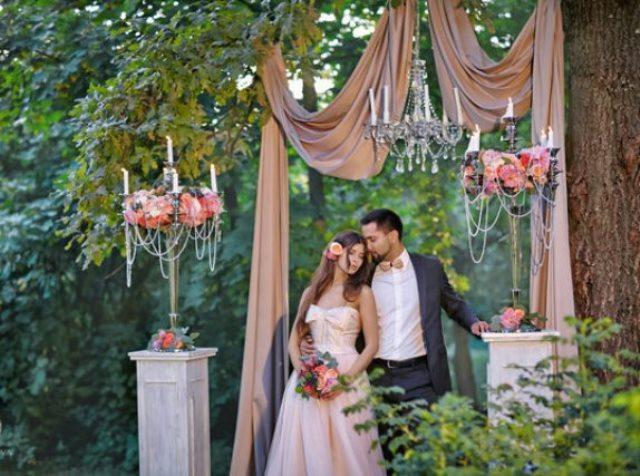 Камерне весілля церемонія шлюбу для двох