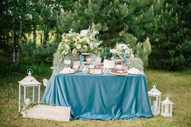 Декорування солодких столів