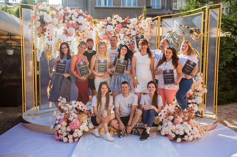 Курсы по оформлению праздников в Украине