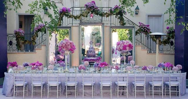 Оформлення маленького весілля на 15-20 гостей