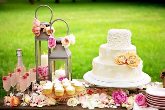 Оформлення солодкого столу