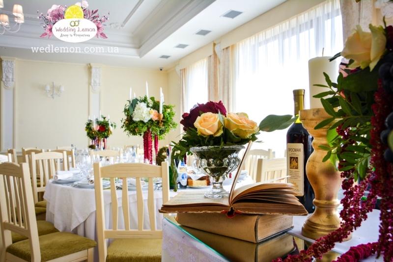 оформлення весілля ресторан відень
