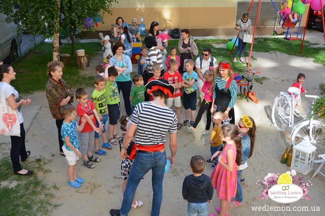 організація дитячих свят Львів