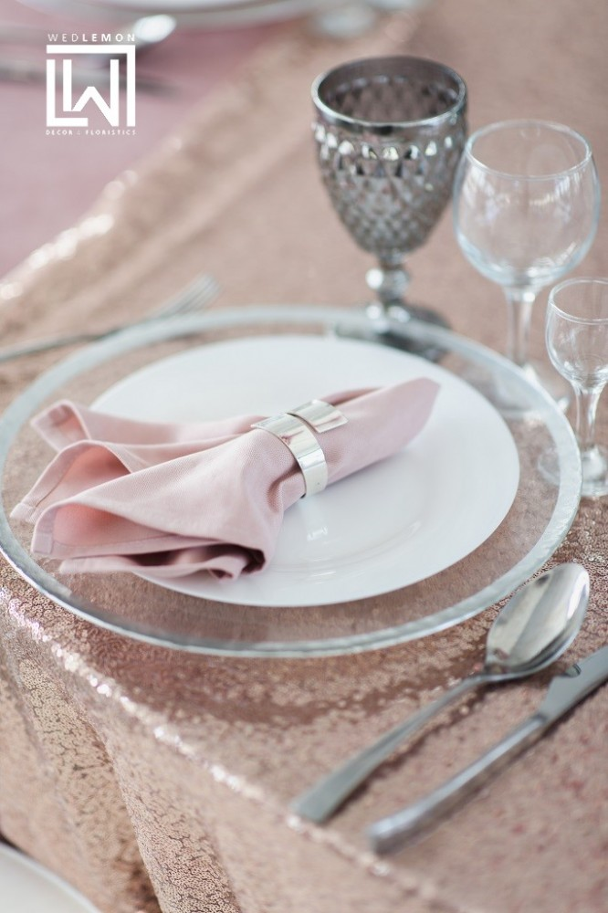 Серветки на весілля, тримачі для серветок