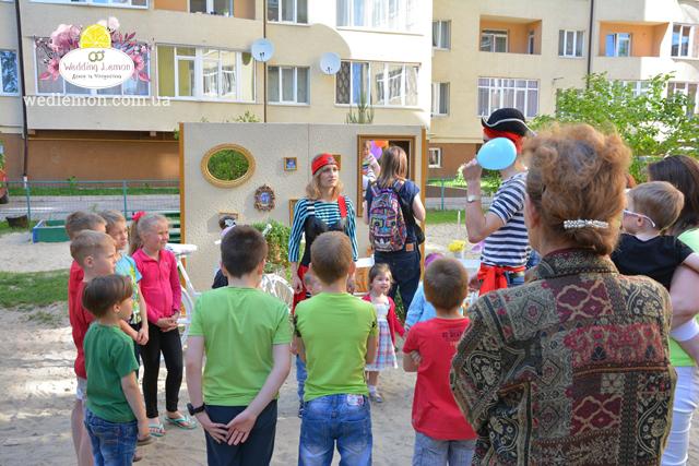 Шоу програма для дітей на свято