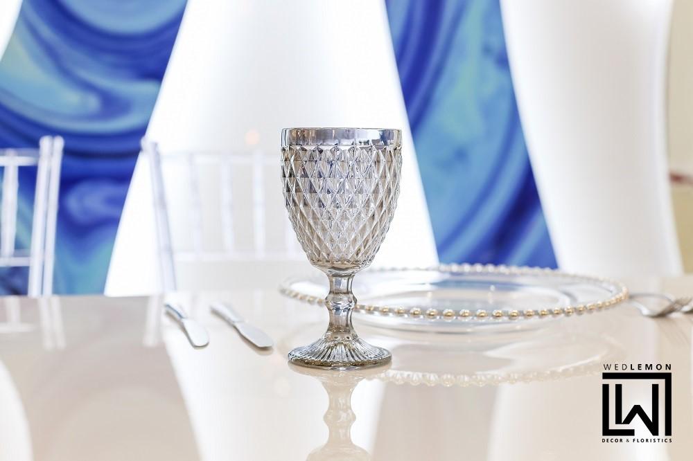 Срібний посуд на весілля