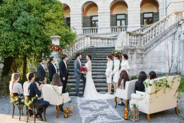 Організація оформлення камерного весілля у Львові