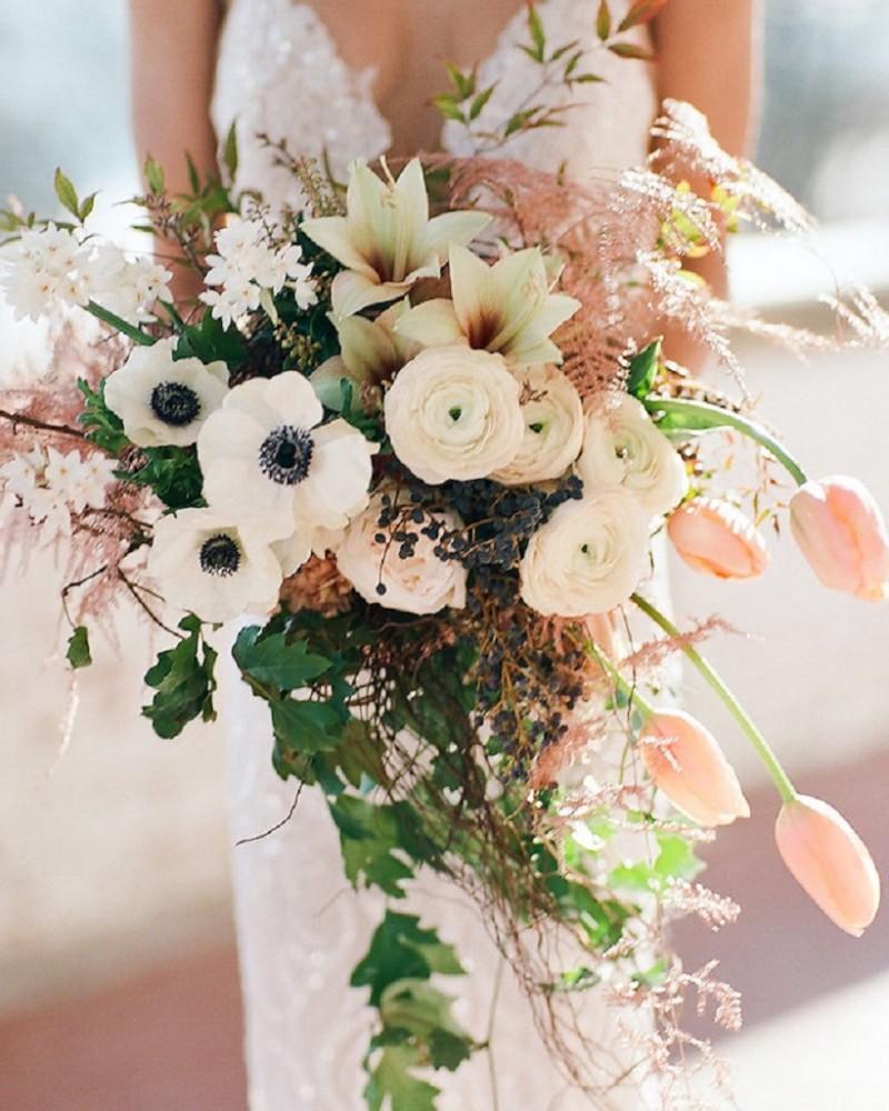 букети на весілля