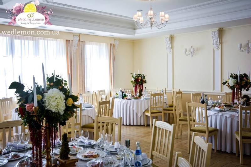 Ресторан Відень весілля
