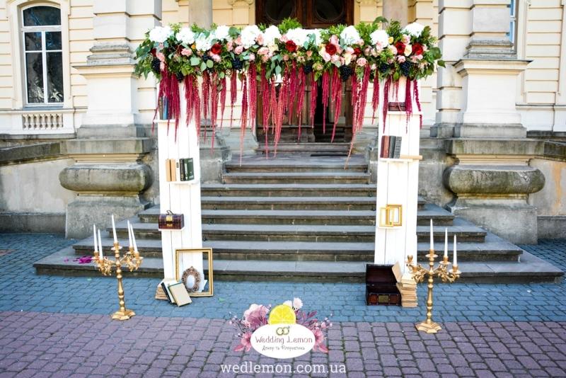 Виїзна церемонія палац Потоцьких
